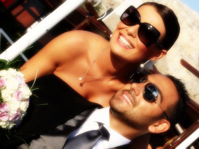 La boda de Alessio y Ornella en Madrid, Madrid 58