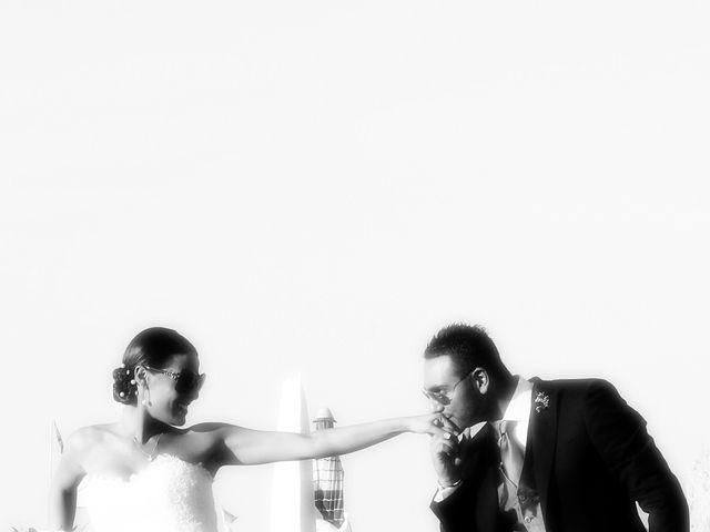 La boda de Alessio y Ornella en Madrid, Madrid 59