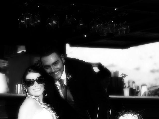 La boda de Alessio y Ornella en Madrid, Madrid 70