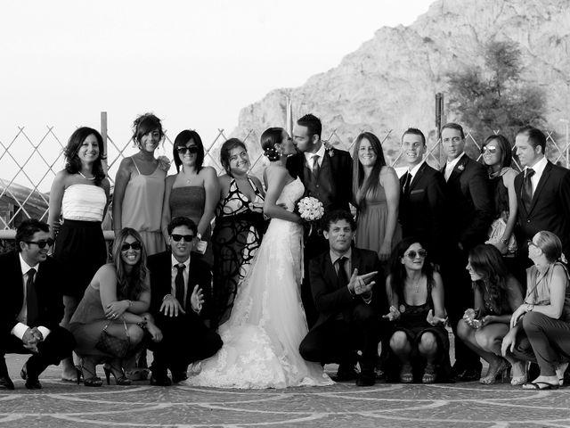 La boda de Alessio y Ornella en Madrid, Madrid 72