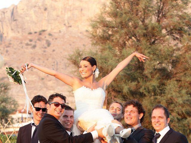 La boda de Alessio y Ornella en Madrid, Madrid 74