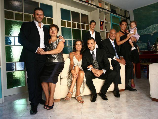 La boda de Alessio y Ornella en Madrid, Madrid 78