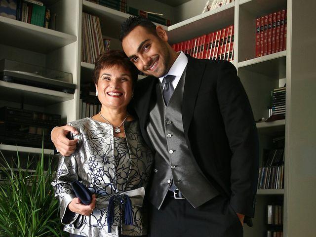 La boda de Alessio y Ornella en Madrid, Madrid 79