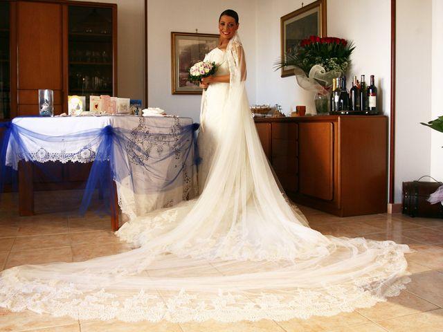 La boda de Alessio y Ornella en Madrid, Madrid 81