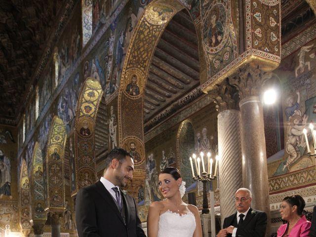 La boda de Alessio y Ornella en Madrid, Madrid 83