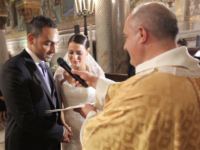 La boda de Alessio y Ornella en Madrid, Madrid 87