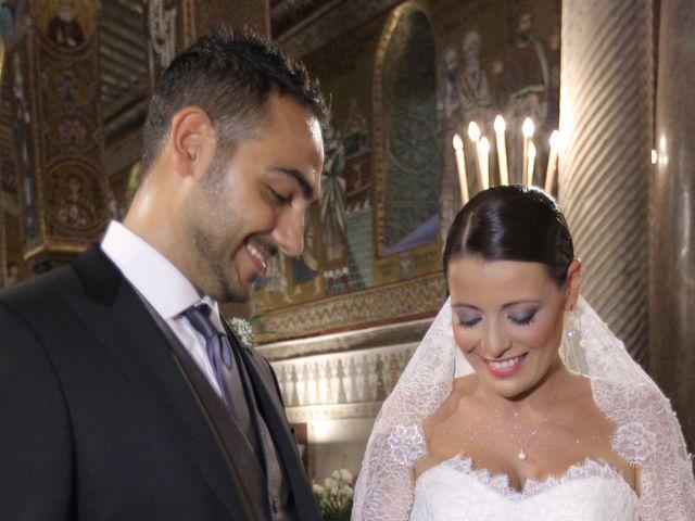 La boda de Alessio y Ornella en Madrid, Madrid 90