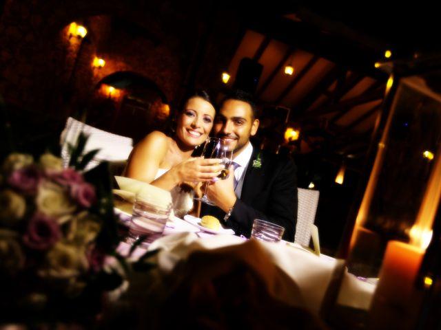 La boda de Alessio y Ornella en Madrid, Madrid 94