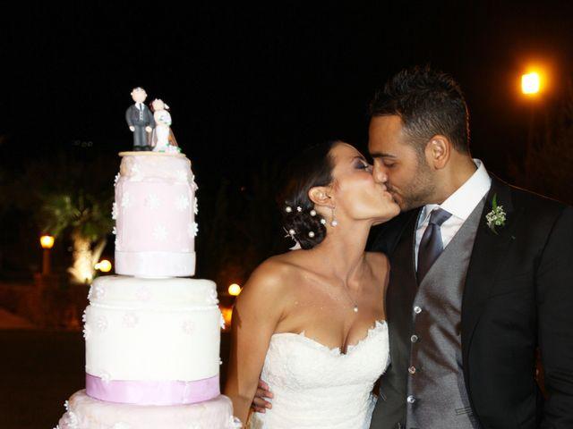 La boda de Alessio y Ornella en Madrid, Madrid 95