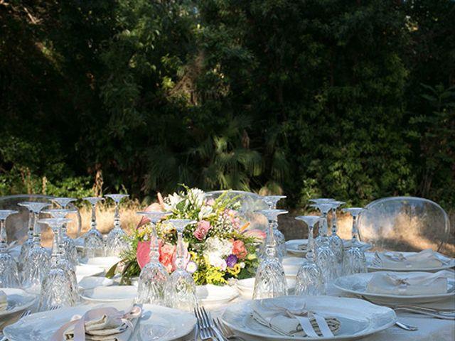 La boda de Alessio y Ornella en Madrid, Madrid 101