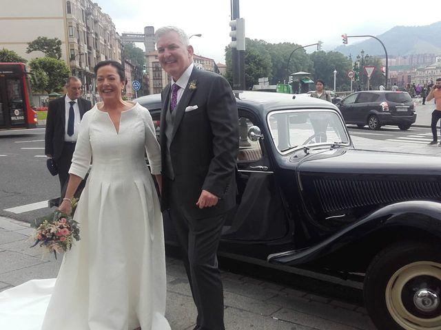 La boda de Yolanda y Chris