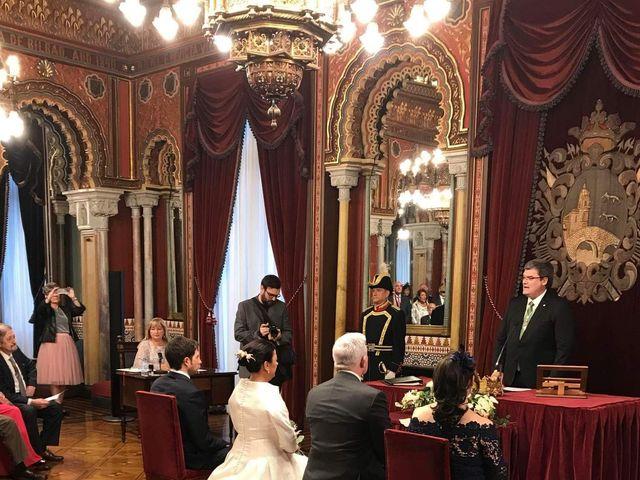 La boda de Chris y Yolanda en Bilbao, Vizcaya 1