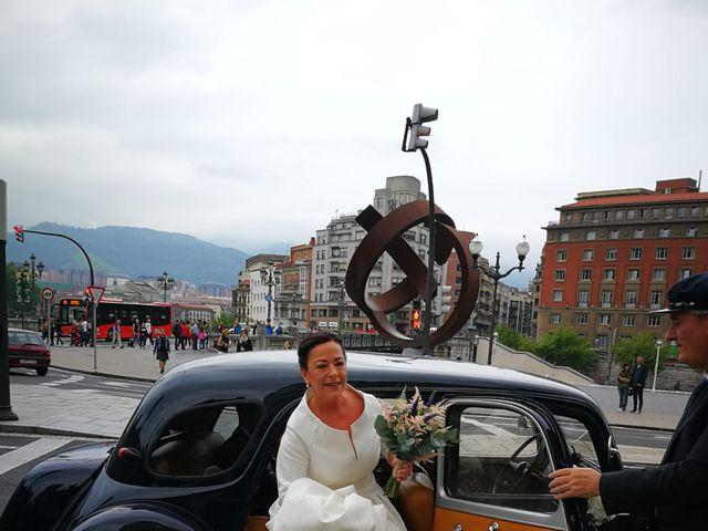 La boda de Chris y Yolanda en Bilbao, Vizcaya 5