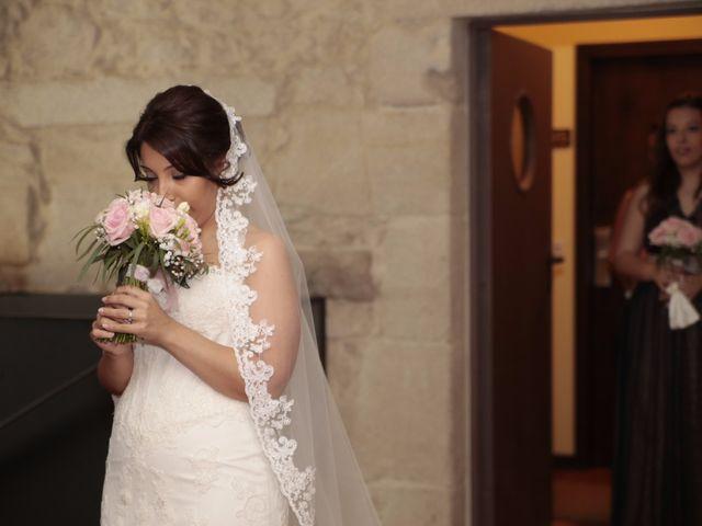 La boda de Alfonso y Lorena en Lestrobe, A Coruña 4