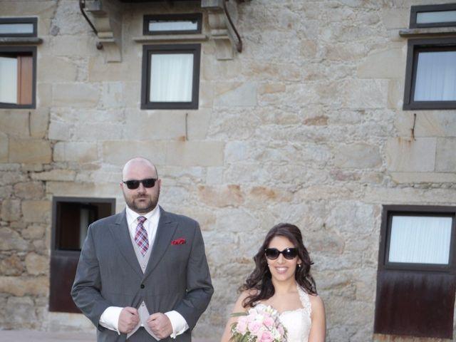 La boda de Alfonso y Lorena en Lestrobe, A Coruña 6