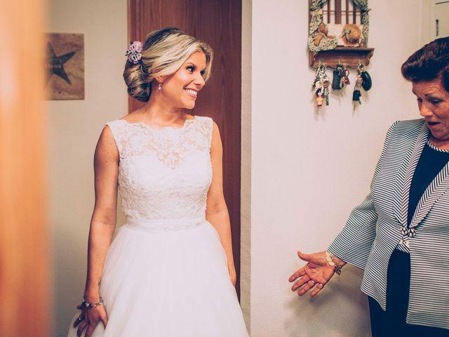 La boda de Ramón y Sara en Castelló/castellón De La Plana, Castellón 13