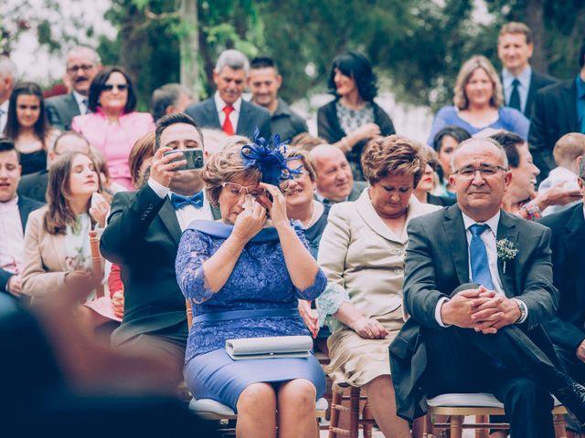 La boda de Ramón y Sara en Castelló/castellón De La Plana, Castellón 19