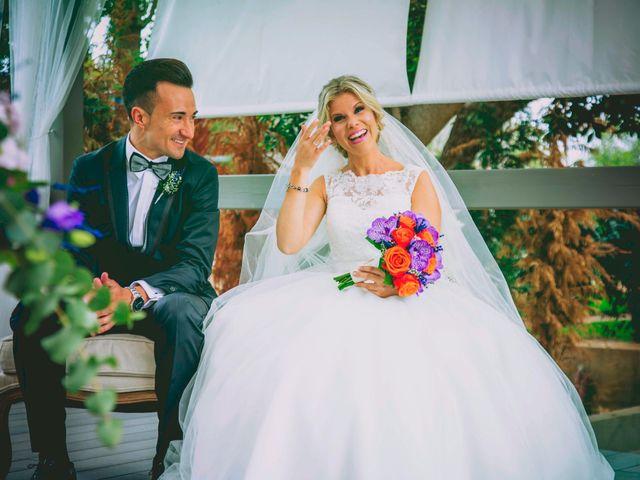 La boda de Ramón y Sara en Castelló/castellón De La Plana, Castellón 20