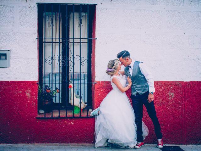La boda de Ramón y Sara en Castelló/castellón De La Plana, Castellón 33