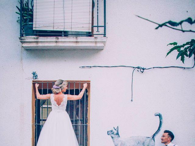 La boda de Ramón y Sara en Castelló/castellón De La Plana, Castellón 37