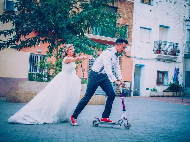 La boda de Ramón y Sara en Castelló/castellón De La Plana, Castellón 38