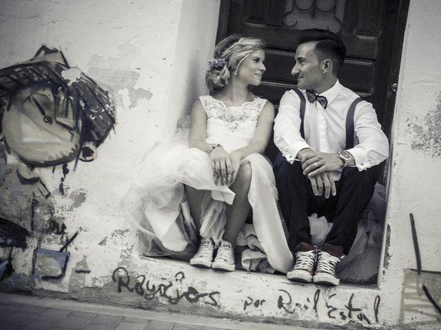 La boda de Ramón y Sara en Castelló/castellón De La Plana, Castellón 40
