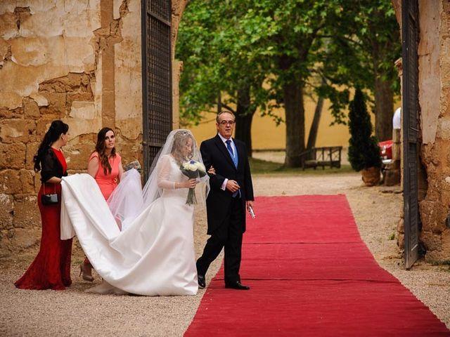 La boda de Felix y Rocio en Nuevalos, Zaragoza 10