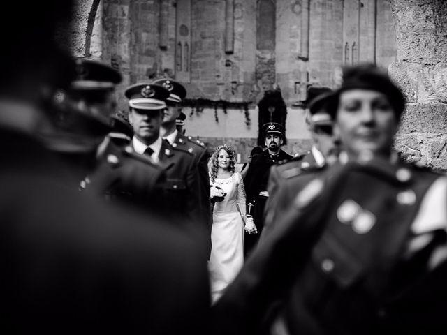 La boda de Felix y Rocio en Nuevalos, Zaragoza 14