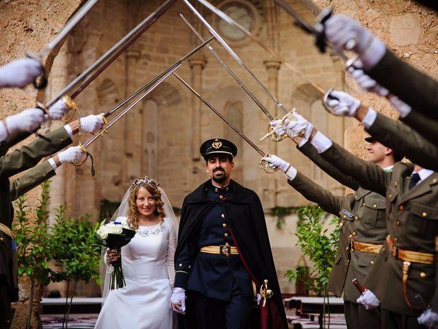 La boda de Felix y Rocio en Nuevalos, Zaragoza 15