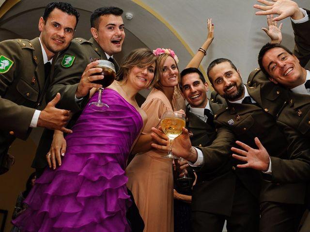La boda de Felix y Rocio en Nuevalos, Zaragoza 23