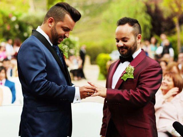 La boda de Aitor y Jordi