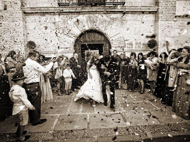 La boda de Ruth y Javier