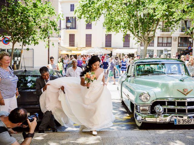 La boda de Iván y Gabriela en Palma De Mallorca, Islas Baleares 28