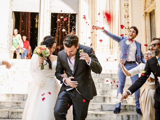 La boda de Gabriela y Iván