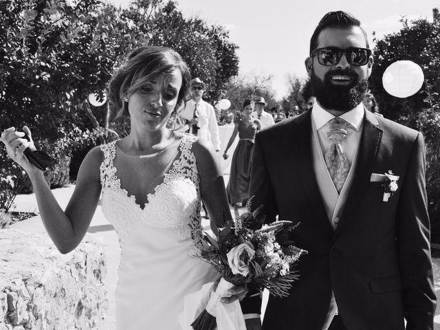 La boda de Susana y Toni