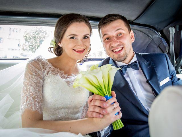 La boda de Sylwia y Piotr