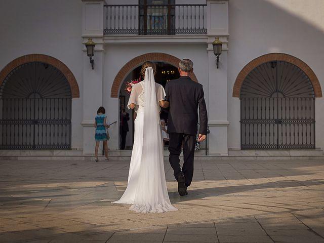 La boda de Jose y Aga en Benajarafe, Málaga 3
