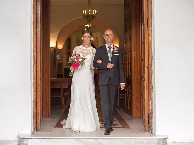 La boda de Jose y Aga en Benajarafe, Málaga 4