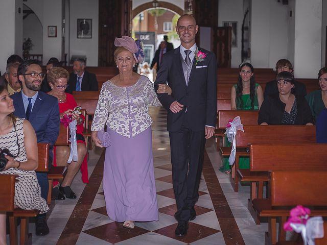 La boda de Jose y Aga en Benajarafe, Málaga 5