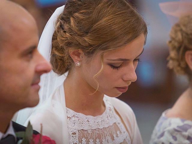 La boda de Jose y Aga en Benajarafe, Málaga 8