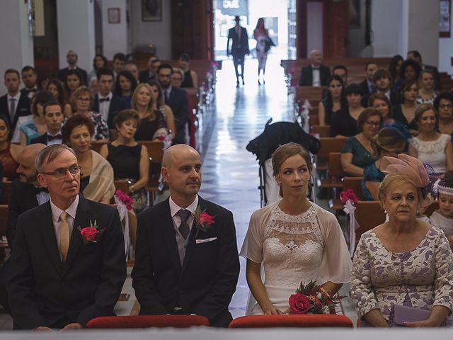 La boda de Jose y Aga en Benajarafe, Málaga 13