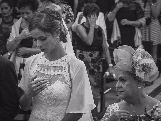 La boda de Jose y Aga en Benajarafe, Málaga 17
