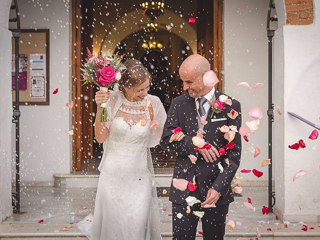 La boda de Jose y Aga en Benajarafe, Málaga 18