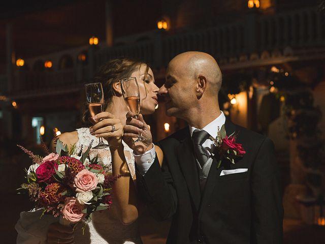 La boda de Jose y Aga en Benajarafe, Málaga 24