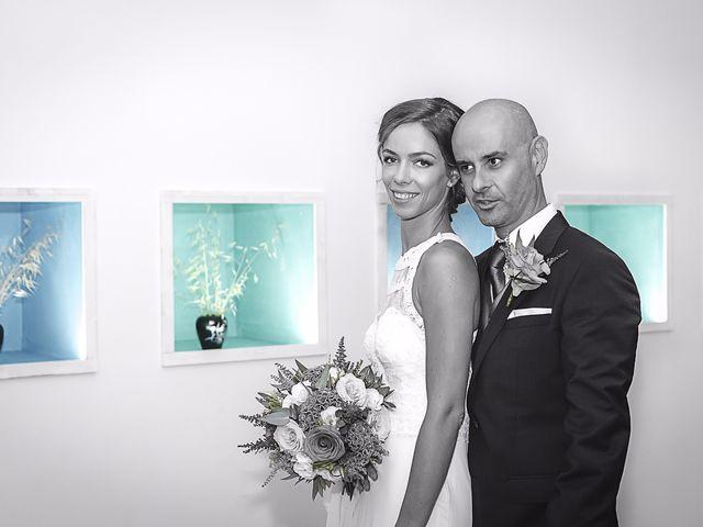 La boda de Jose y Aga en Benajarafe, Málaga 25