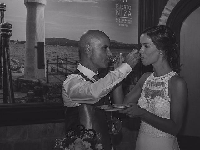 La boda de Jose y Aga en Benajarafe, Málaga 27