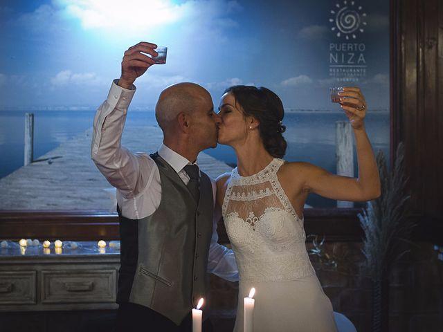 La boda de Jose y Aga en Benajarafe, Málaga 28
