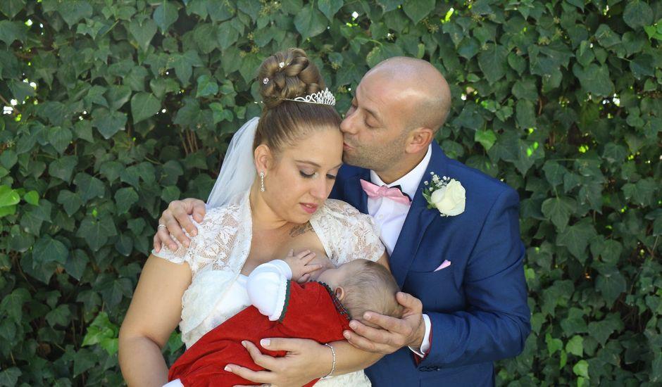 La boda de Juanma  y Maca en La Algaba, Sevilla