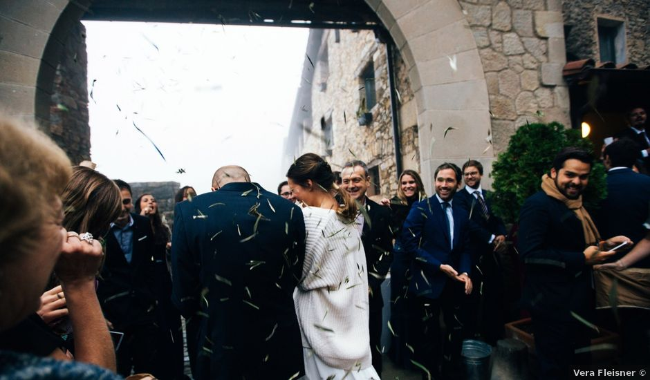 La boda de Aleix y Martina en Camprodon, Girona