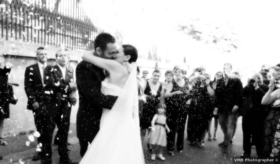 La boda de Alessio y Ornella en Madrid, Madrid